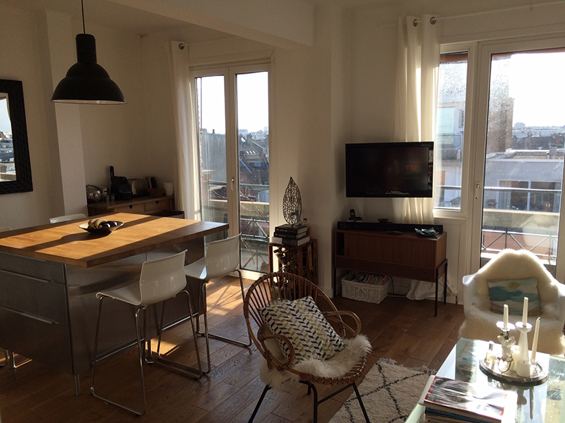 Rénovation d'un appartement à Marseille